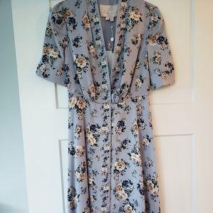 Gal Meets Glam Gemma Floral Dress